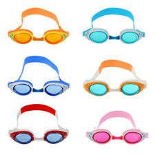 Kids Child Boy Girl Swimming Goggles Pool Swim Glasses + 1 Pair Ear Plug