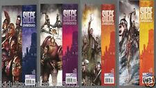 Siege: Embedded #1- #4 Complete Limited Series (March 2010, Marvel)