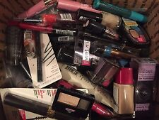 Wholesale Lot of 75 Mixed Makeup Revlon, Maybelline, Covergirl, Loreal, and More