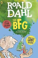 The BFG Dahl Fiction Paperback Book by Roald Dahl for Children Ages 7 - 9 years