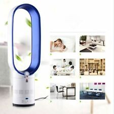 """AirFlow Cooling Bladeless Fan Cool Cooling 16"""" For Kids Safety"""