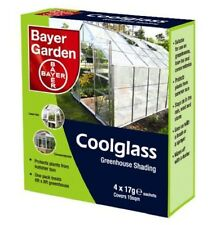 Bayer Coolglass Greenhouse Shading White Wash Windows MANY PACK SIZES1,2,3,4,6,8