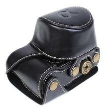 New / Fashion PU leather Camera Bag Case Cover Pouch For Sony A5000 A5100 NEX 3N