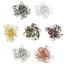 50pcs Lever Back Earring Findings Ear Wires Clip Jewelry Findings Crafts
