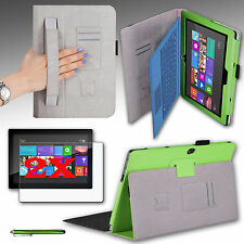 """PU Leather Case Cover for Microsoft Windows Surface 2 Surface RT Tablet 10.6"""""""