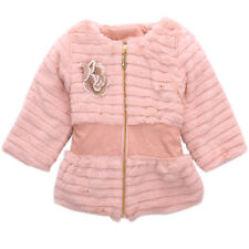 Girl New Cute Long Sleeve Brooch Decor Autumn Jacket
