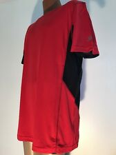 SP Active by South Pole Men Performance Tee Shirt Red L XL XXL SP Dri NWT $26.