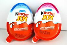 Kinder Joy with Surprise Toy in Eggs & Chocolate For Boys/Girls CHOOSE QUANTITY
