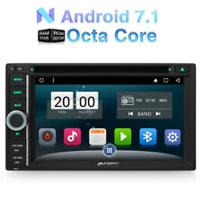 "6.2"" Double 2Din Android 6.0 16GB Car DVD Player 4Core GPS Radio Touchscreen DAB"