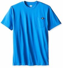 Dickies Men's Big-Tall Heavyweight Crew-Neck Short-Sleeve Pocket T-Shirt