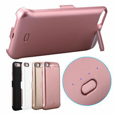 External Battery Charger Case Cover Power Pack For iPhone 7/7 Plus 5000/8000mAh