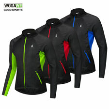 2017 Cycling Thermal Long Jackets Wind Coat Winter Jacket-Wind Cycling Jersey