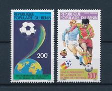 [59473] Benin 1981 World Cup Soccer Football Spain MNH