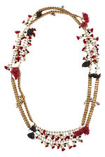 NEW Zoda Womens Necklaces Tassel And Bead Long Necklace