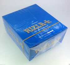 Rizla Blue King Size Slim Rolling Papers Blue - 1,5,10,50(FULL BOX) Booklets
