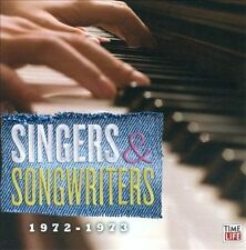 TIME LIFE Singers And Songwriters - 1972-1973 - 2 CD SET