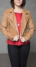 Brown Leather Acheson Jacket