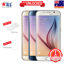 New Samsung Galaxy S6 G920F LTE 4G Mobile 32GB 1Yr Wty in Sealed Box