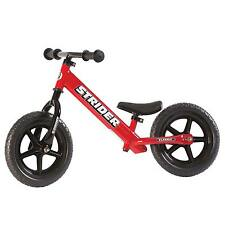 "NEW Strider Classic 12"" Kids Toddler Balance Bike Training Bicycle"