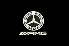 Mercedes AMG Embroidered logo Polo or T- Shirt  S - 2XL BNWT