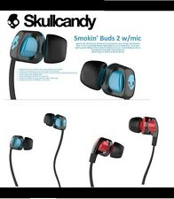 New Skullcandy SMOKIN' BUDS 2 Supreme Sound In-Ear Headphones
