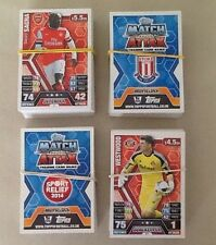 Topps Match Attax Extra 2013/14 Premier League Player Cards Limited Editions etc