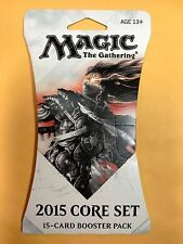 Magic The Gathering (MTG) 2015 Core Set 15 Card Booster Pack Free shipping