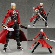 Anime figma 223 Fate/stay night Archer PVC Action Figure Collectible Model Toy