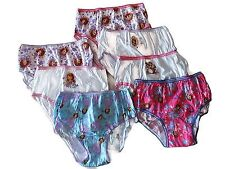 Princess Sofia Girls Panties DISNEY Briefs 7-pack Sizes 4, 6 ADORABLE! NEW!