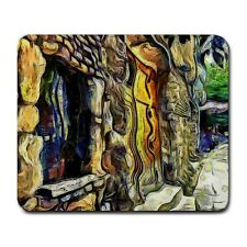 Stone House In Athens KPA Mouse Mat Pad Mousepad