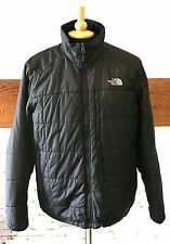 THE NORTH FACE SIZE LARGE BLACK PRIMALOFT INSULATED JACKET IN GREAT CONDITION