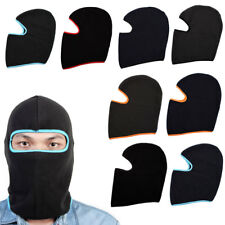 Cycling Hiking Fleece Wind Resistant Full Face Protect Mask Hood Balaclava Hat