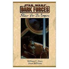 1997 STAR WARS. DARK FORCES SOLDIER FOR THE EMPIRE HARDCOVER BOOK  FREE SHIPPING