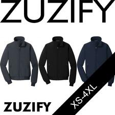 ZUZIFY Soft Shell Bomber Jacket. UW0494