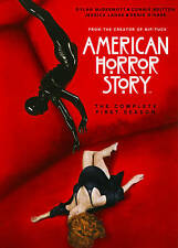 New American Horror Story: The Complete First Season (DVD, 2012, 3-Disc Set)