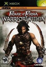 Prince Of Persia Warrior Within Microsoft Xbox Game Complete