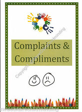 A4 Childminder/ Nursery Complaints & Compliments book readymade childminding