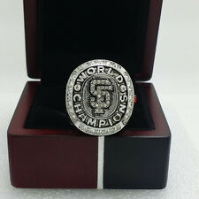 2010 San Francisco Giants World Series Championship Ring 11Size Solid Back