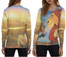Disney Lion King Mufasa Nala Rafiki Simba Baby Long Sleeve Pullover Top JRS XL