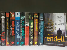 Ruth Rendell - 10 Books Collection! (ID:46007)