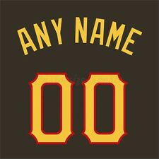 Baseball 2006 All Star American League Jersey Customized Number Kit un-sewn
