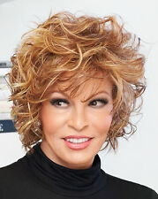 CHIC ALERT Wig by RAQUEL WELCH, ANY COLOR, NEWEST STYLE! Heat Style, Lace Front!
