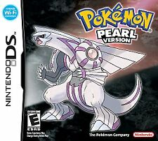 Pokemon: Pearl Version (NO GAME) CASE AND MANUAL ONLY(Nintendo DS, 2007)
