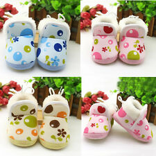 1Pair Hot Boots Ankle Girls Soft Sole Boy Winter Baby Warm Infant Toddler Shoes