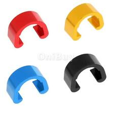 10Pcs Cycling MTB Road Bike Cable C-Clips Buckles Bicycle Housing Hose Guides