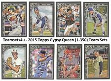 2015 Topps Gypsy Queen (1-350) Baseball Set ** Pick Your Team **