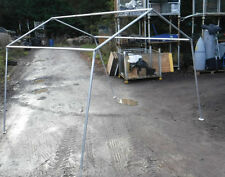 British Army 9x9 Land Rover Tent Frame DIRECT MOD Garden BBQ Event Stall Events