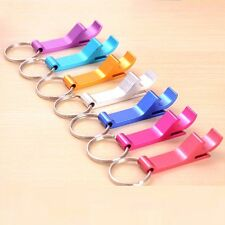 Bottle Opener Key Ring Chain Keyring Keychain Metal Beer Bar Tool Claw Gift New