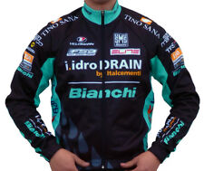 Santini AOO Winter Cycling Jacket Team BIANCHI 2014 - Various Sizes