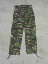 NEW British Military Army Woodland DPM RIPSTOP Camo Windproof Combat Trousers
